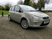 Ford focus cmax titanium 1.8 petrol Long MOT