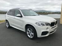 Late 2014 BMW X5 3.0D X Drive MSport Auto **Finance and Warranty** (q7,ml350,ml250,range rover)