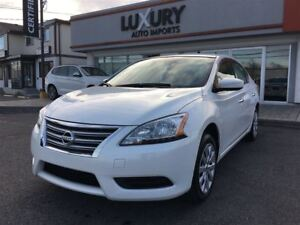 2014 Nissan Sentra S-6 SPEED- FULL POWER-54K