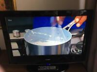 """TECHNIKA 22"""" colour free view Tv"""
