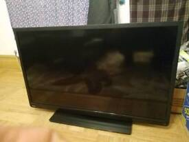 Toshiba 40 inch lcd tv good condition very cheap