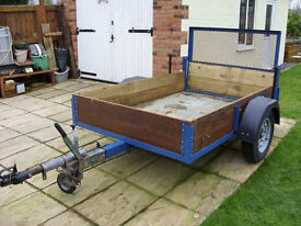 Car Trailer - Fully Refurbished
