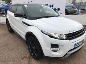 LAND ROVER RANGE ROVER EVOQUE 2.2 SD4 DYNAMIC 5d AUTO 190 BHP A GREAT EXAMPLE INSIDE AND OUT 2013