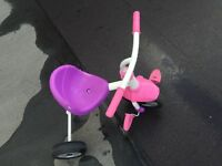 Trike for kids (indoor/outdoor)