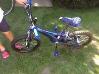 Kids Skylanders Bike 16 ins