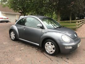 2001 petrol vw beetle