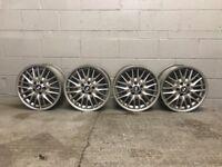 BMW M-Sport Wheels 5x120