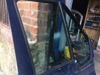 Ford Transit Mk7 Driver Side Window