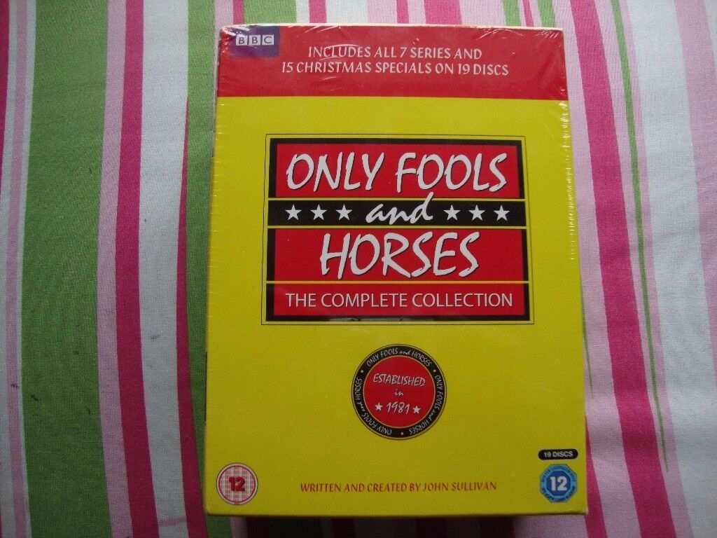Only Fools and Horses The Complete Collection DVD New/Sealed
