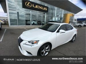 2014 Lexus IS 350 Base LUXURY PACKAGE