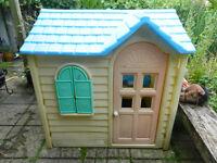 Little Tikes garden playhouse, excellent condition