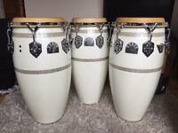 3 x Toca Congas for sale