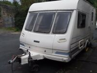 Lunar XL2000 Two Berth Touring Caravan