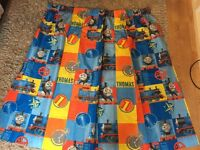 Thomas and Friends curtains