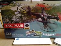 X5c plus 4ch 6 axis r c quadcopter with hd camera