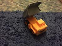 Toy stump truck