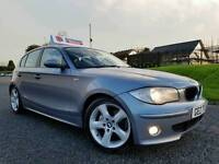 2005 BMW 1 Series 118d Sport (MANUAL) MOT'D May 2017! FREE 6 MONTHS PARTS & LABOR WARRANTY!