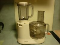 Kenwood food processor complete with accessories