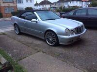 Mercedes CLK 3.2 QUICK SELL