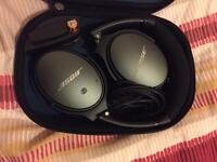 Bose QC 25 Noise cancellation headphones for sale or swaps