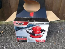 Ultimate Speed Electric Polisher