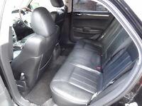 CHRYSLER 300C 3.0 DIESEL AUTO BLACK NOT AUDI A8 S LINE VW PHAETON BMW 750 730LD MERCEDES S CLASS 320