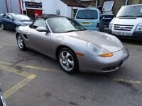 2002 Porsche Boxster 3.2 986 S Convertible 2dr JUST BEEN FULLY SERVICED