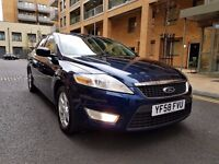 Ford Mondeo 2.0 TDCi Zetec 5dr Full Service History Cambelt kit done, Long Mot Car Drive Perfect
