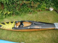 canoe/kayak for water polo