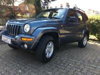 Jeep Cherokee 2.5 Crd Limited 125.000 miles