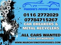 CARS WANTED MOT FAILURES NON RUNNERS