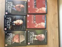 DVDs A Touch of Frost x 6