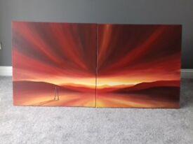 Peter Rumney Canvas Art