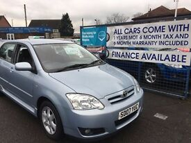 Toyota Corolla. Forth Carz, Sale/Finance