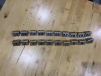 Restaurant table numbers 1-20 steel stands, cafe/coffee shop/sandwich shop/tea rooms, NG4