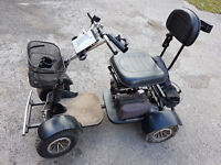 Electric Golf Buggy Cart - Powa Glide - WITH NEW BATTERIES