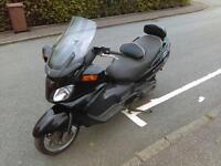 2006 Suzuki burgman 650