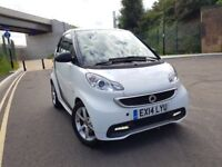 Smart Car ForTwo Low Mileage Automatic White