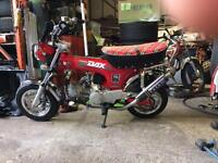 Honda dax ( easy rider ) monkey bike