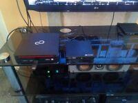 Fujitsu Esprimo Q510 mini desktop pc