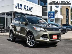 2013 Ford Escape SEL 4WD*2.0L I4 GTDI ECOBOOST*LEATHER SEATS*NAV