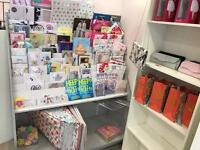 Large card stand, shop clearance/retail Display ***REDUCED***