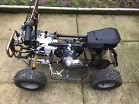 MIDI moto quad