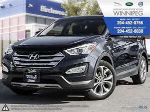 2013 Hyundai Santa Fe Limited *AWD W/ Navigation Loaded