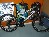 Cannondale Trigger Carbon 1 Team replica Mountain Bike