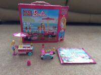 Barbie mega Bloks lego