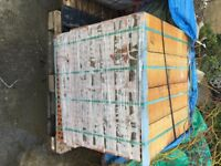 BRICKS - IBSTOCK MULTI BUFF - BRAND NEW ON PALLET - POSSIBLE DELIVERY DEPENDING ON AREA