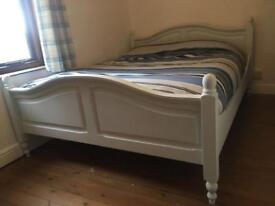 King size bed Shabby chic