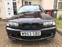 BMW 323 SEi 4 door saloon FBMSH