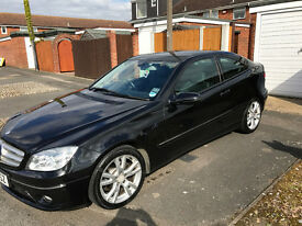 Mercedes Clc Class - REDUCED IN PRICE NEED A QUICK SALE